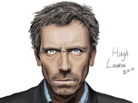 Hugh Laurie by Lilys